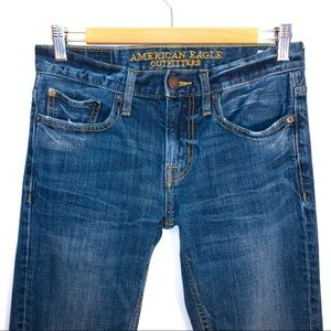 American Eagle Men Size 28x32 Jeans Skinny